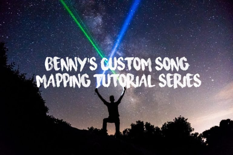 Benny's custom song mapping tutorial series 2019 – beastsaber.