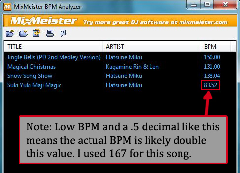 Bpm analyzer free