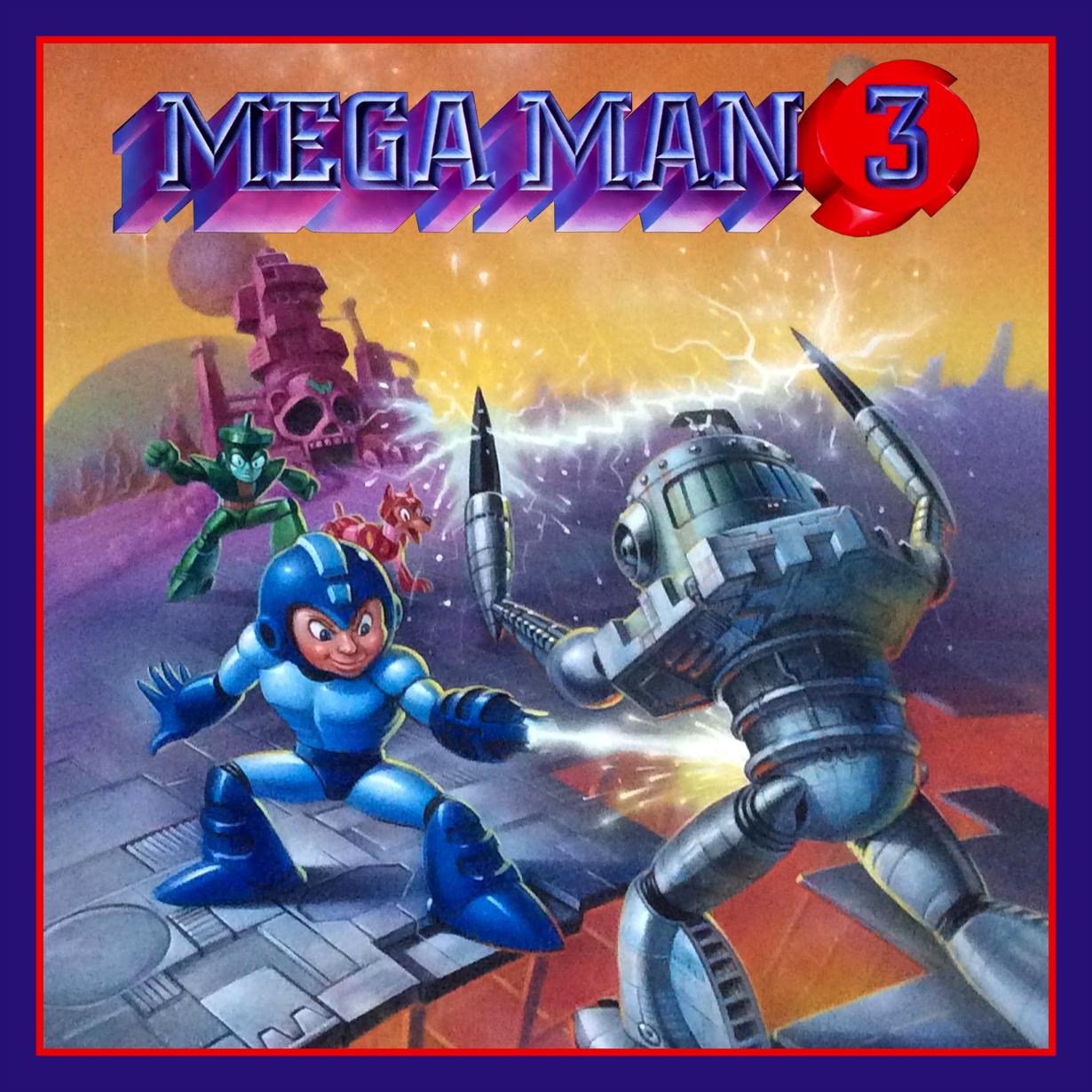 Shadow Man – Mega Man 3 – BeastSaber