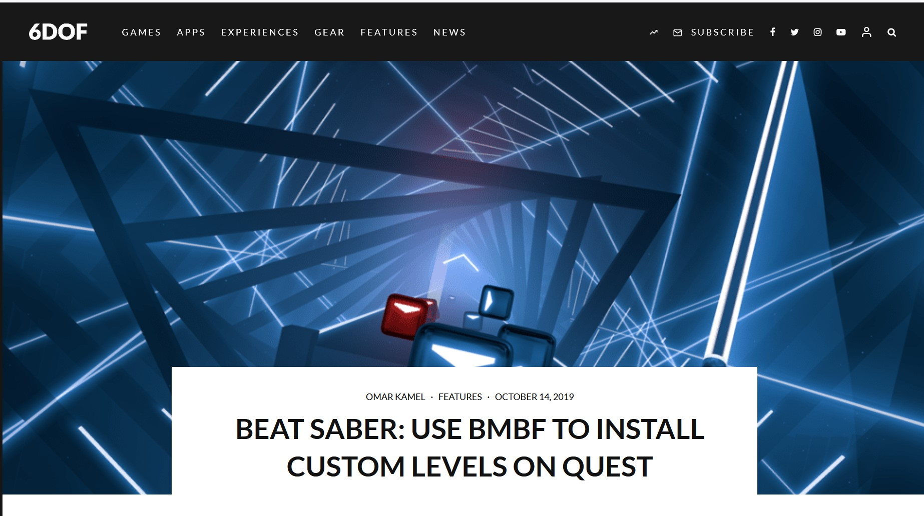 How To Install Custom Songs Mods On Beat Saber For Oculus Quest Beastsaber