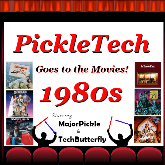 PickleTech 1980s Movie Pack